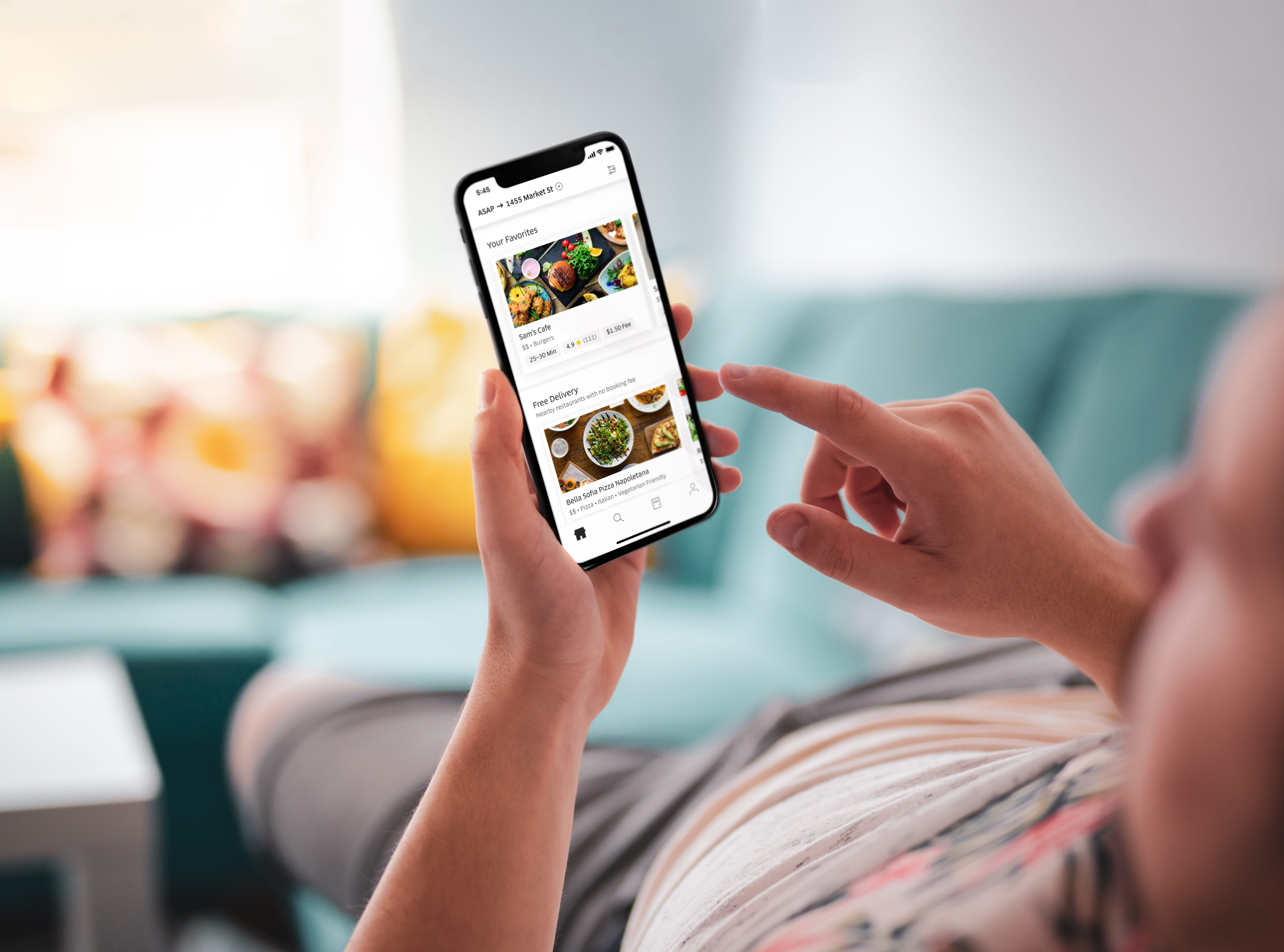 Uber Eats launches in Lafayette