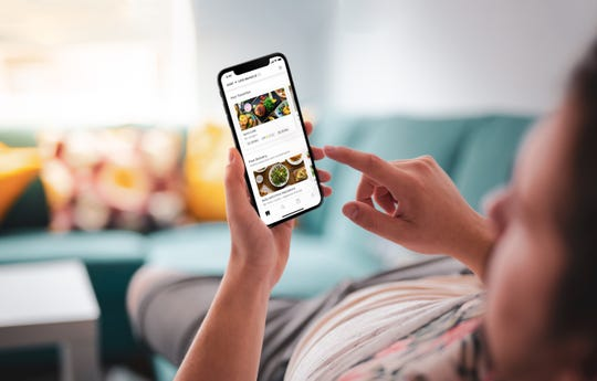 UberEats is one of the popular third-party restaurant delivery services