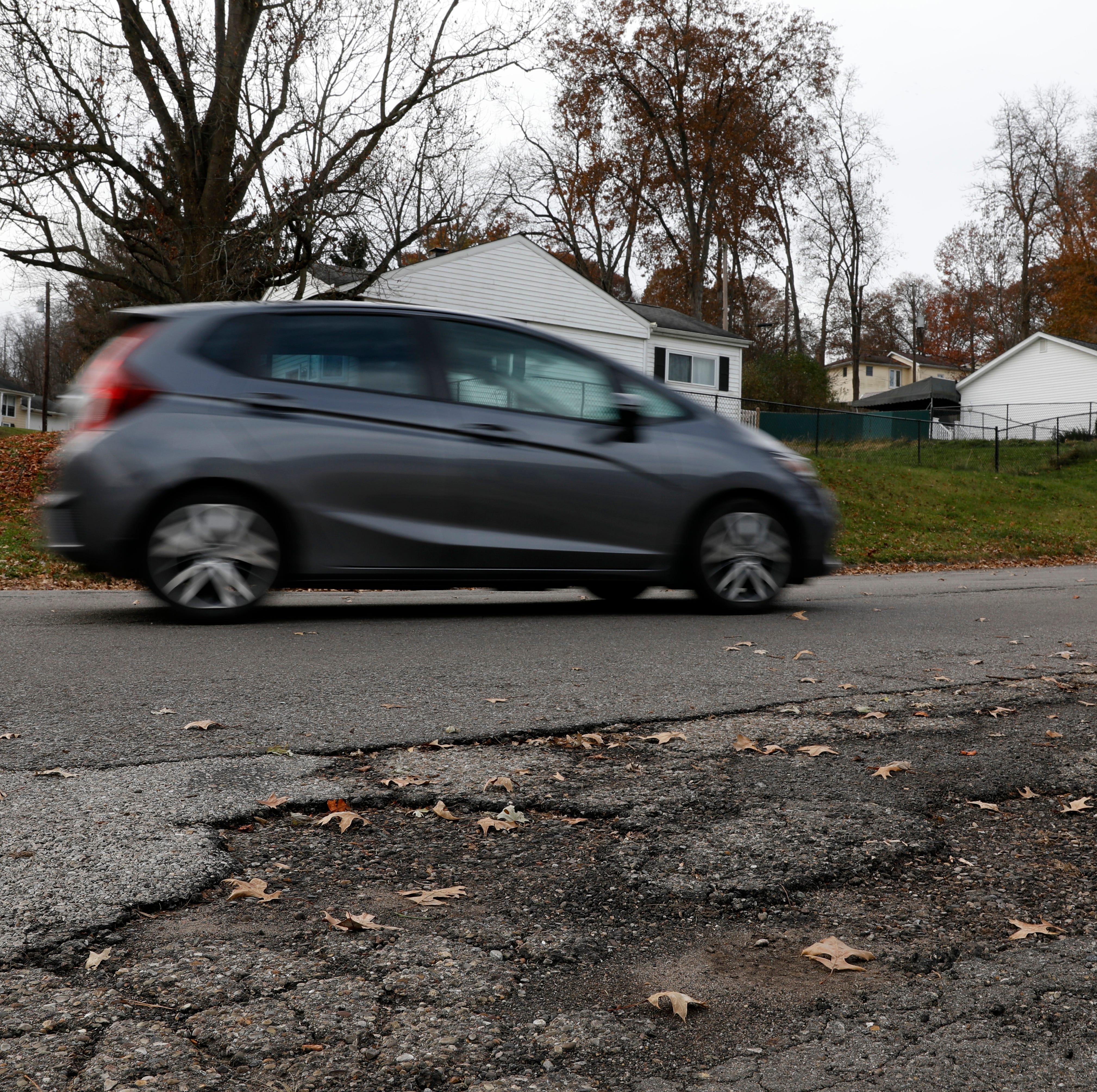 Lancaster engineers release 2019 levy street paving slate