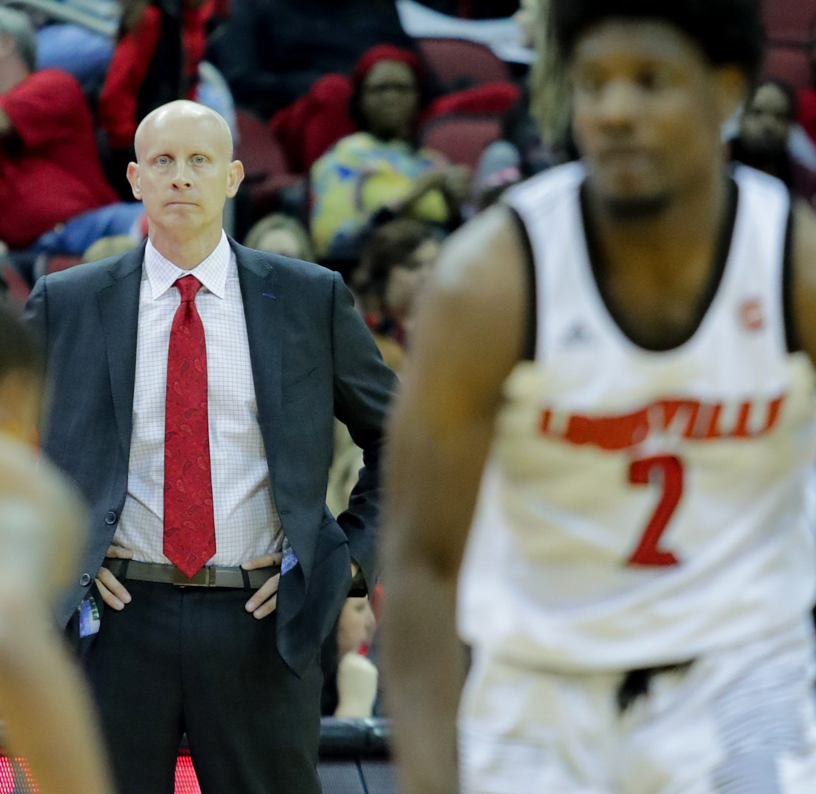Can you quantify passion and intensity? Louisville coach Chris Mack does