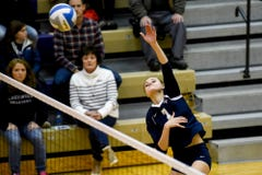 Highlights: Lakewood-Wixom St. Catherine volleyball quarterfinal