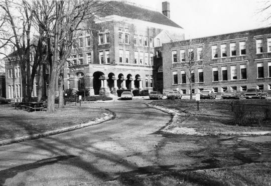 Lansing's Industrial School for Boys, date unknown.