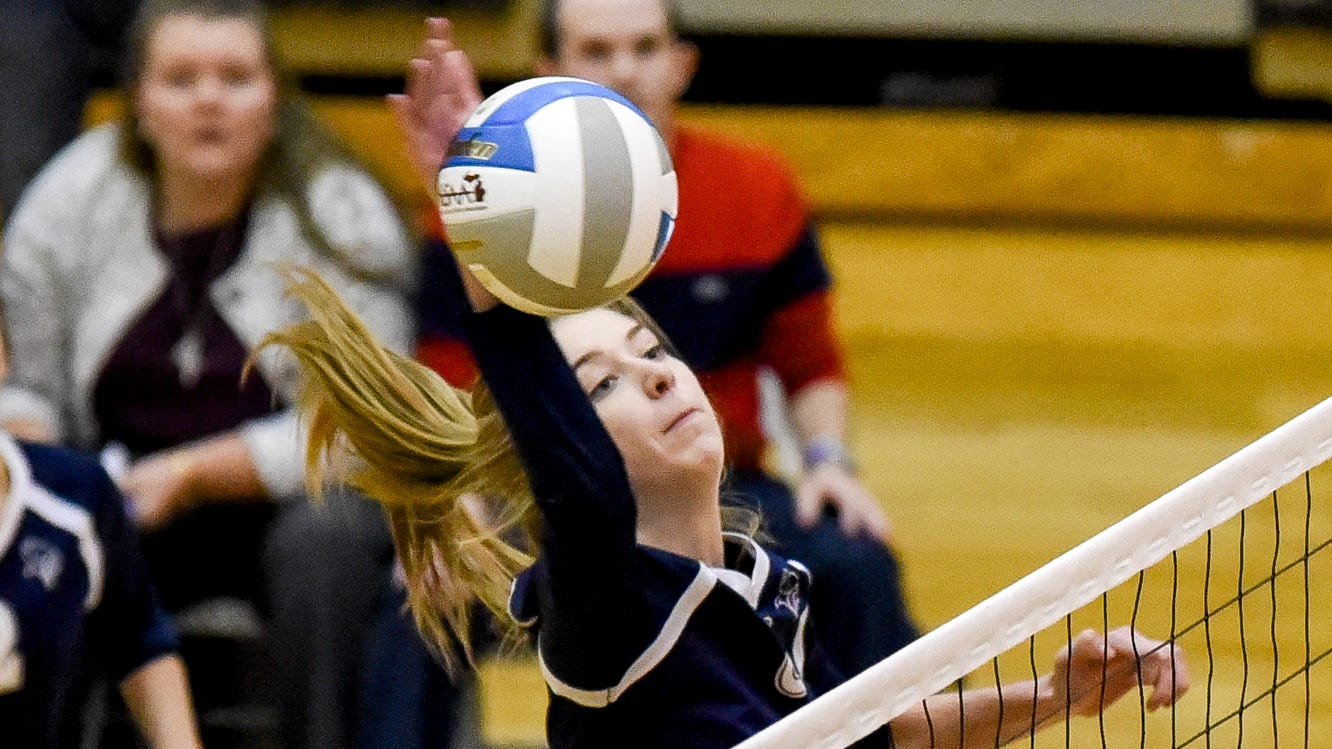 MSU commit Aubrey O'Gorman steps up to help Lakewood volleyball reach state semis