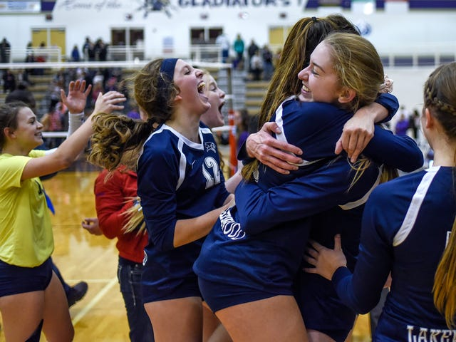 High school volleyball: Get to know the Lansing area teams