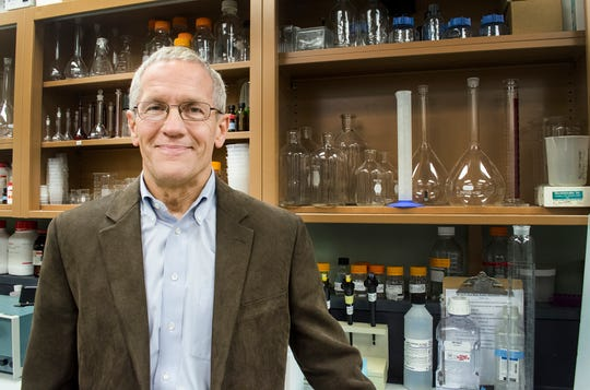 Michigan State University pharmacology and toxicology professor Gregory Fink