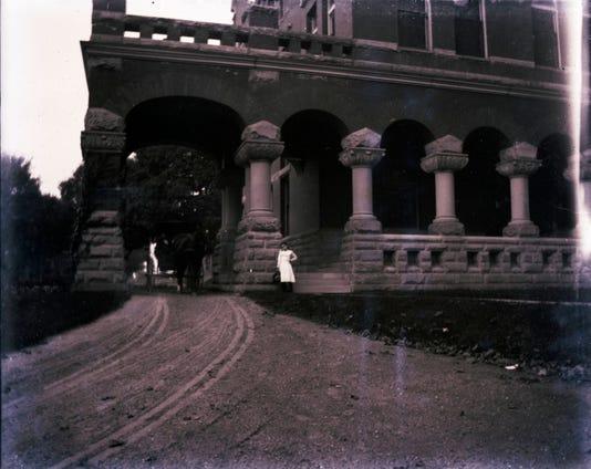 296 Columns At Reform School Oct 1902