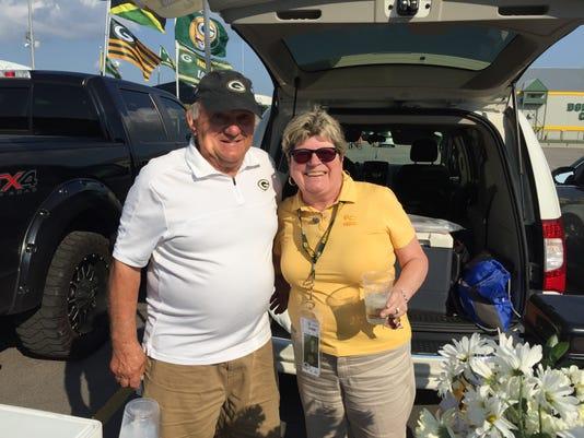 Kathy And Tony Zucchi Gb Talgating