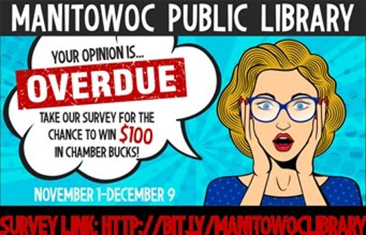 Manitowoc Public Library Survey