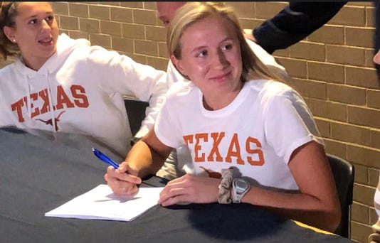 Brooke Jaworski Signing