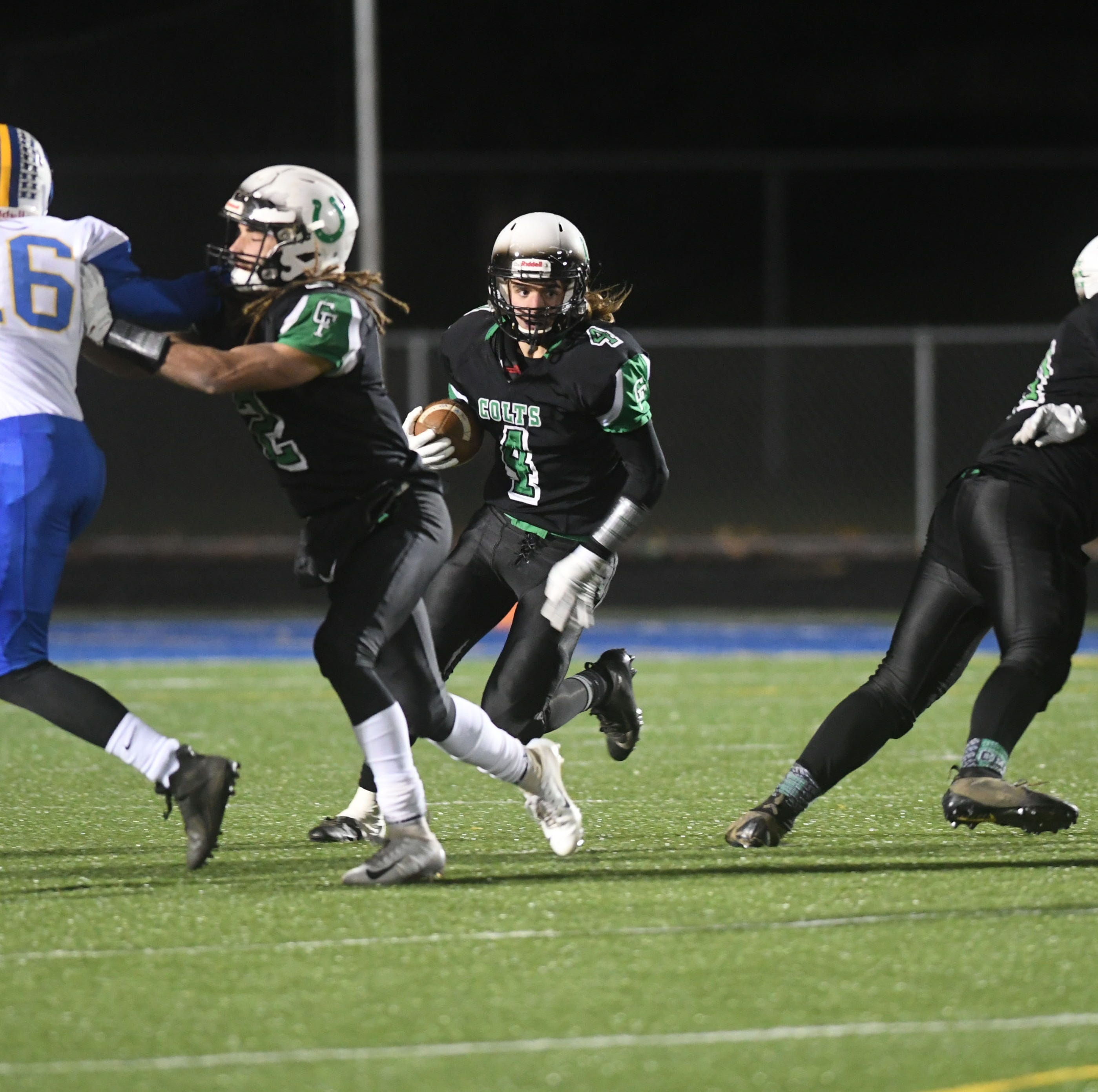 Final Four at stake: Colts look to extend school wins record