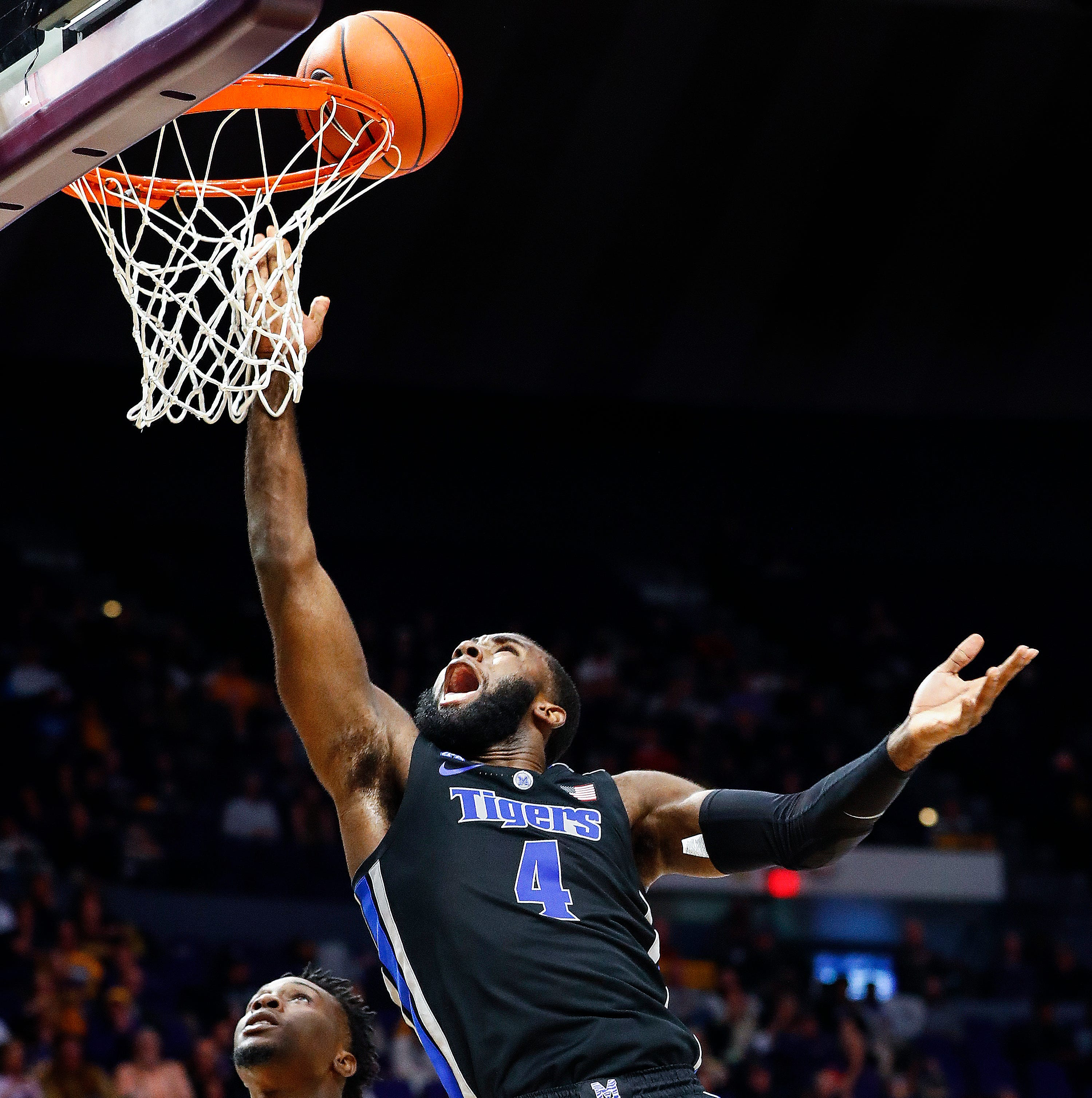 Memphis basketball shows fight and flaws in Penny Hardaway's first loss at LSU