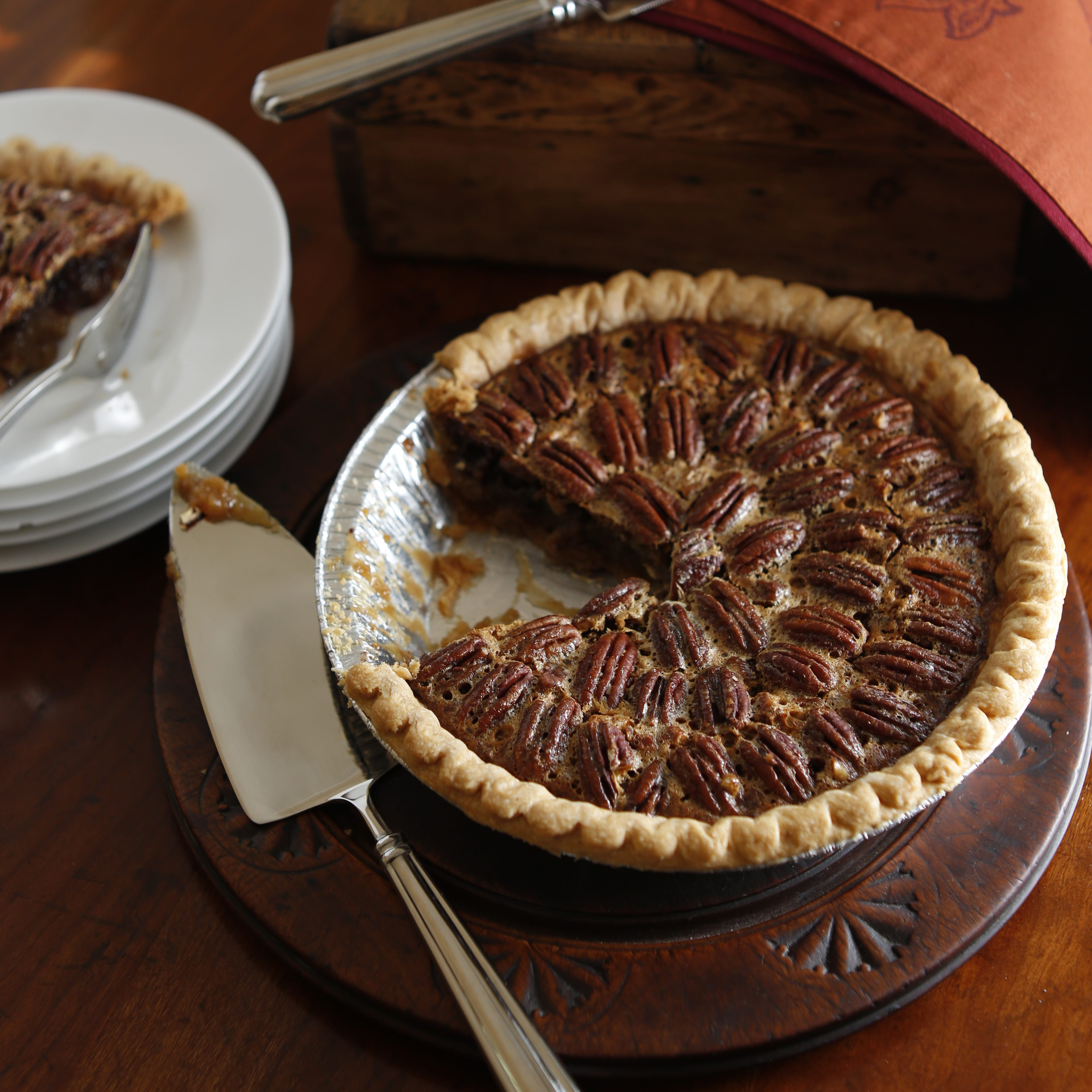 The Weekly Dish: Grandma's Pecan Pie for your holiday table