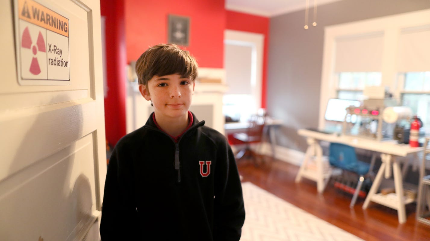 The Beifuss File: The Nuclear Kid — Memphis youth builds home nuclear fusion reactor