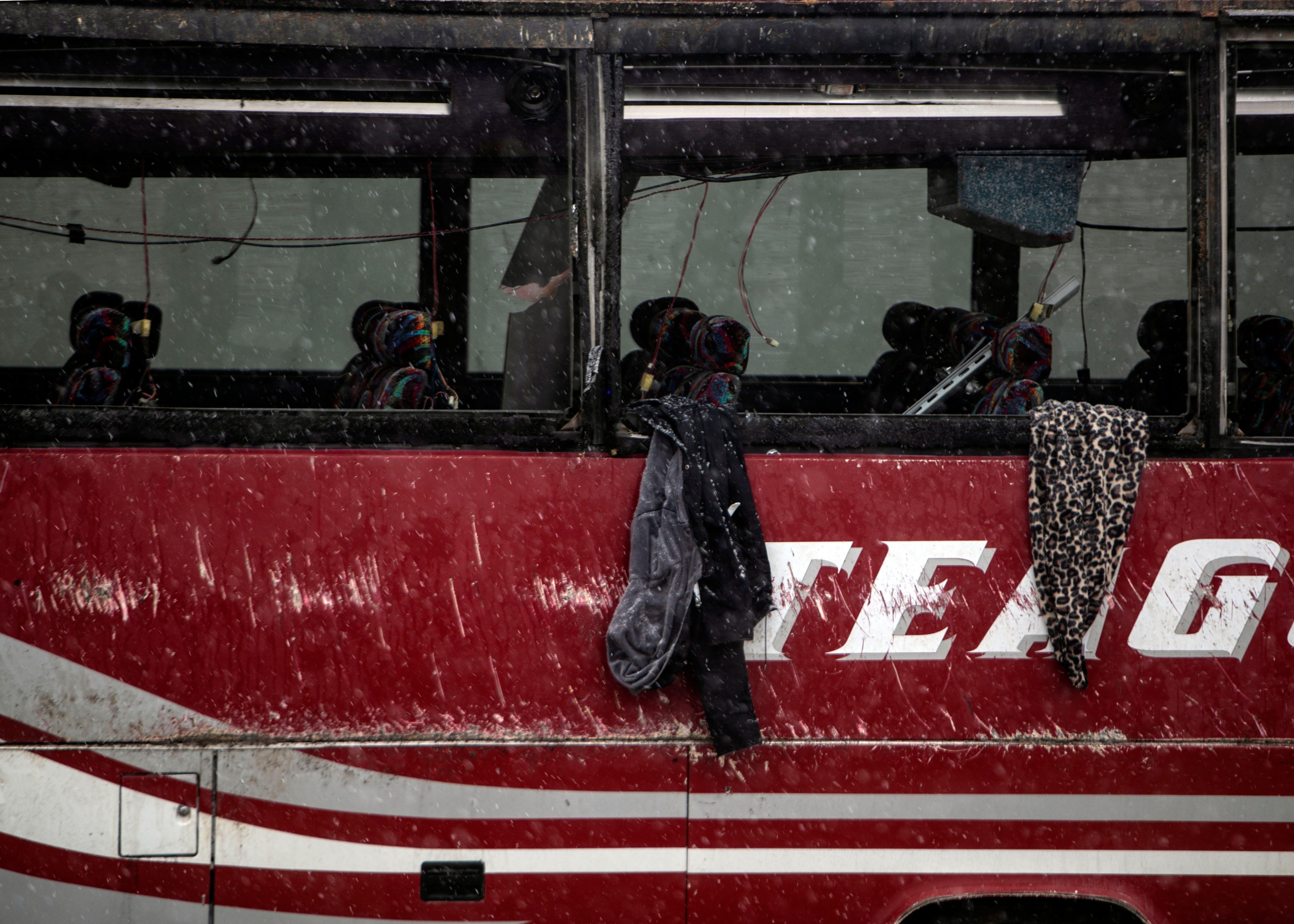 Fatal Bus Crash DeSoto County