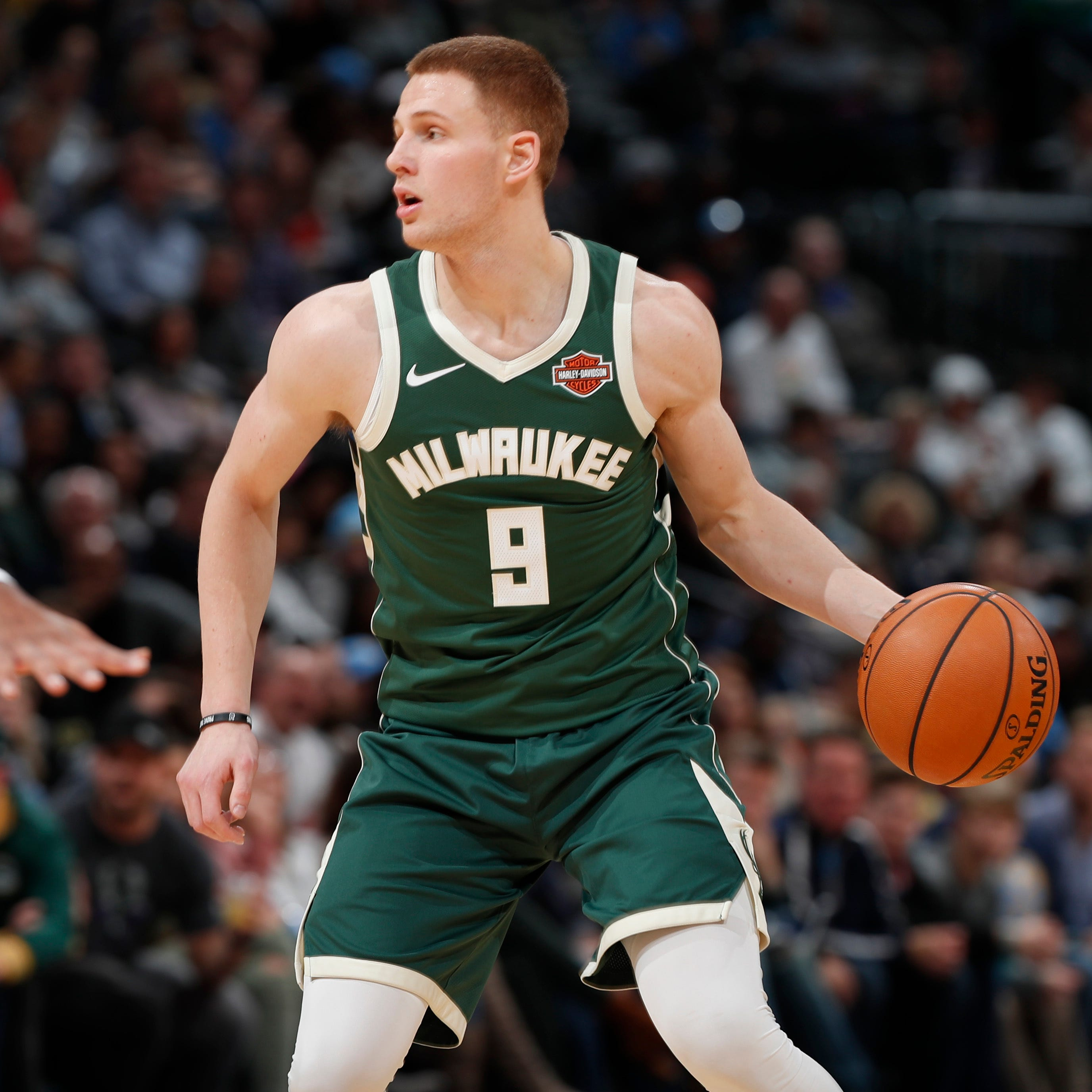 The story of DiVincenzo's 'White Donte' nickname