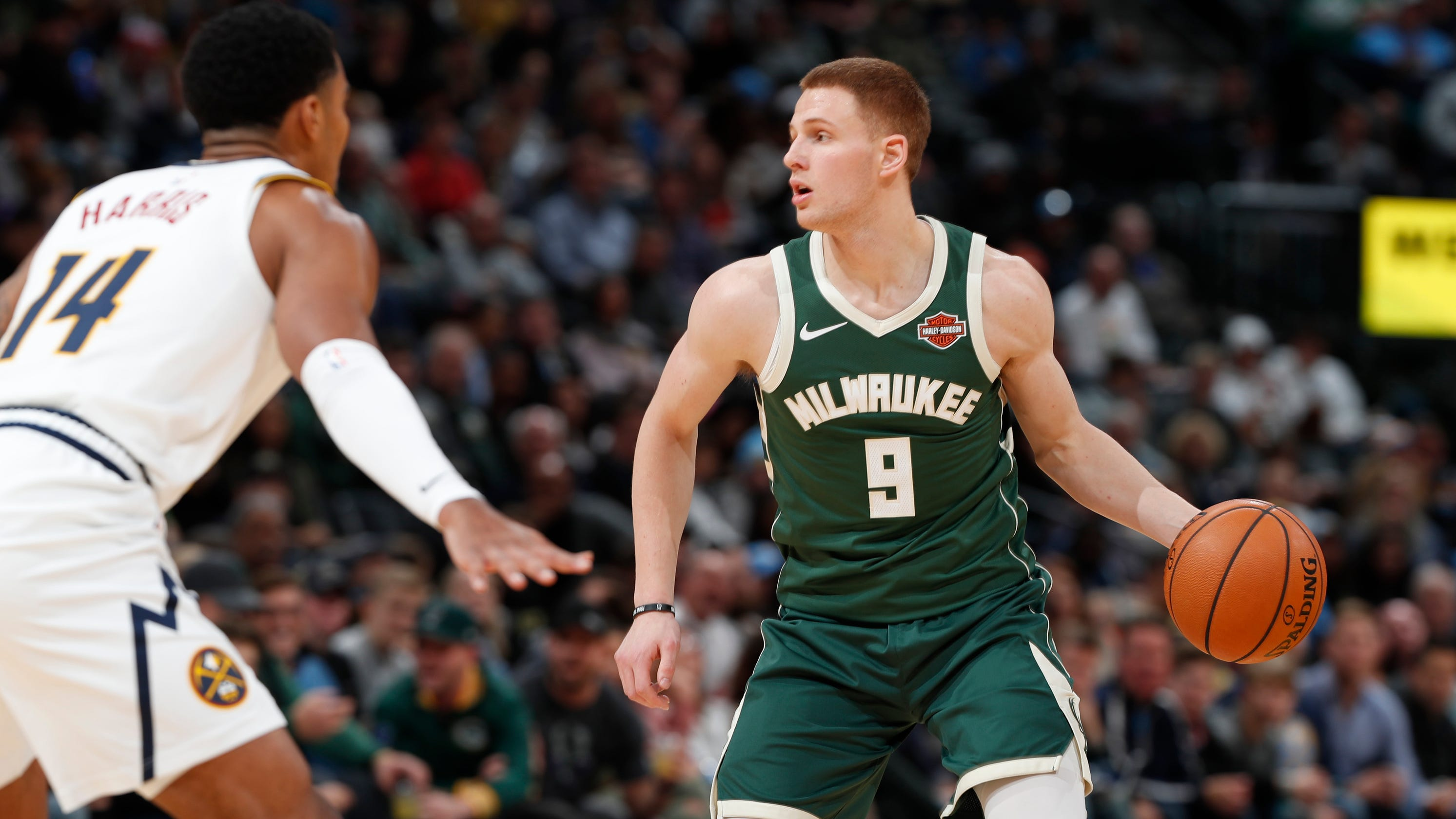 Image result for donte divincenzo bucks