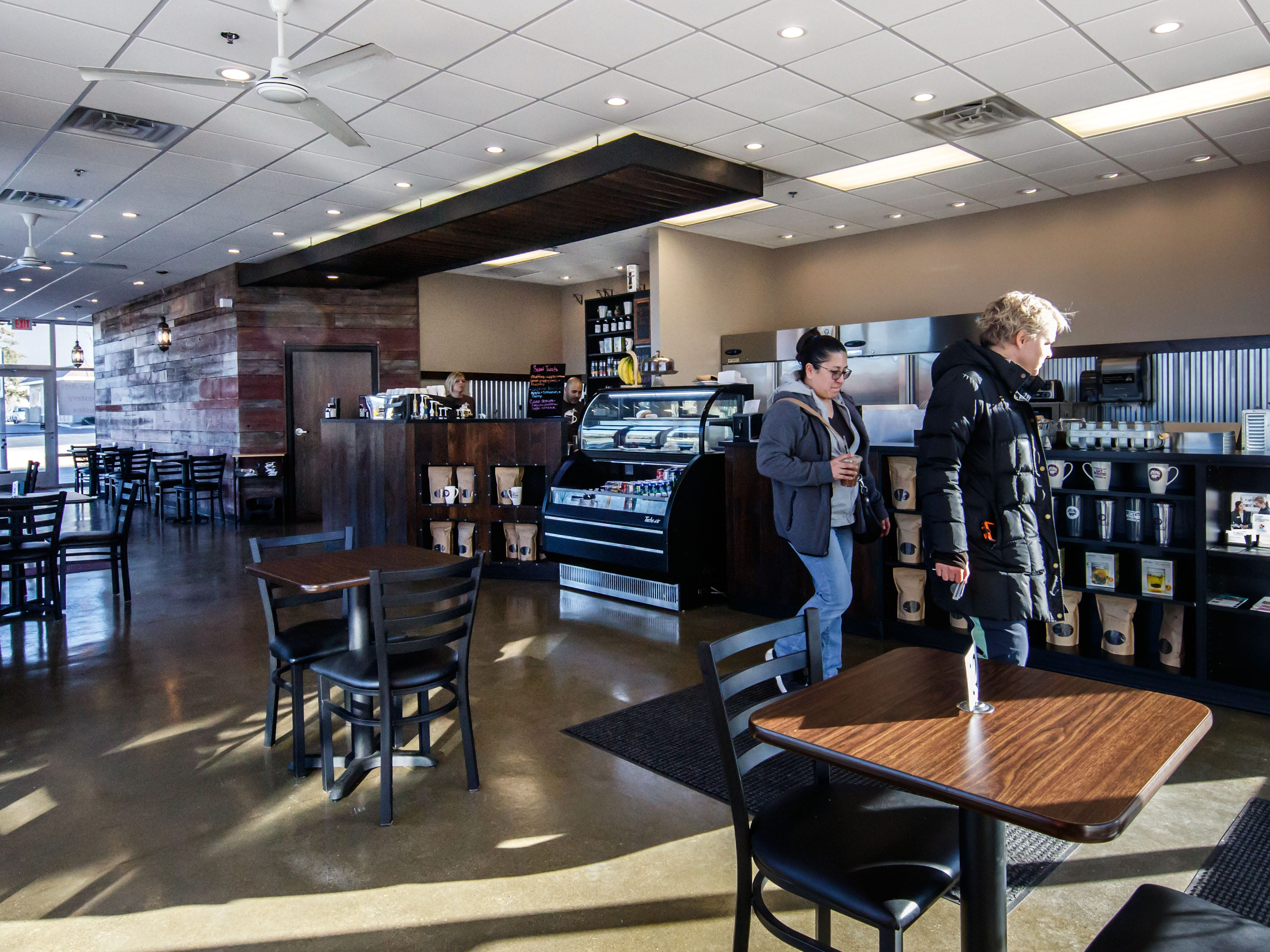 Cafe De Arts second location is open for business at the corner of Main Street and Waukesha Avenue in the Village of Sussex. The European coffee house and eatery is located in the space formerly occupied by Malabar Coast Coffee & Tea.