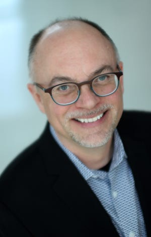 """Mike O'Neill is co-author of a new book titled, """"The Healthy Workplace Nudge."""" Photo provided by Haworth Inc."""