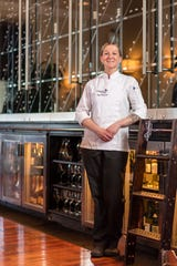 Angela Rondinelli is the chef at Bartolotta's Downtown Kitchen.