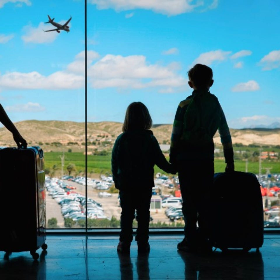 Holiday travel with children: Follow this checklist to keep kids safe and smiling