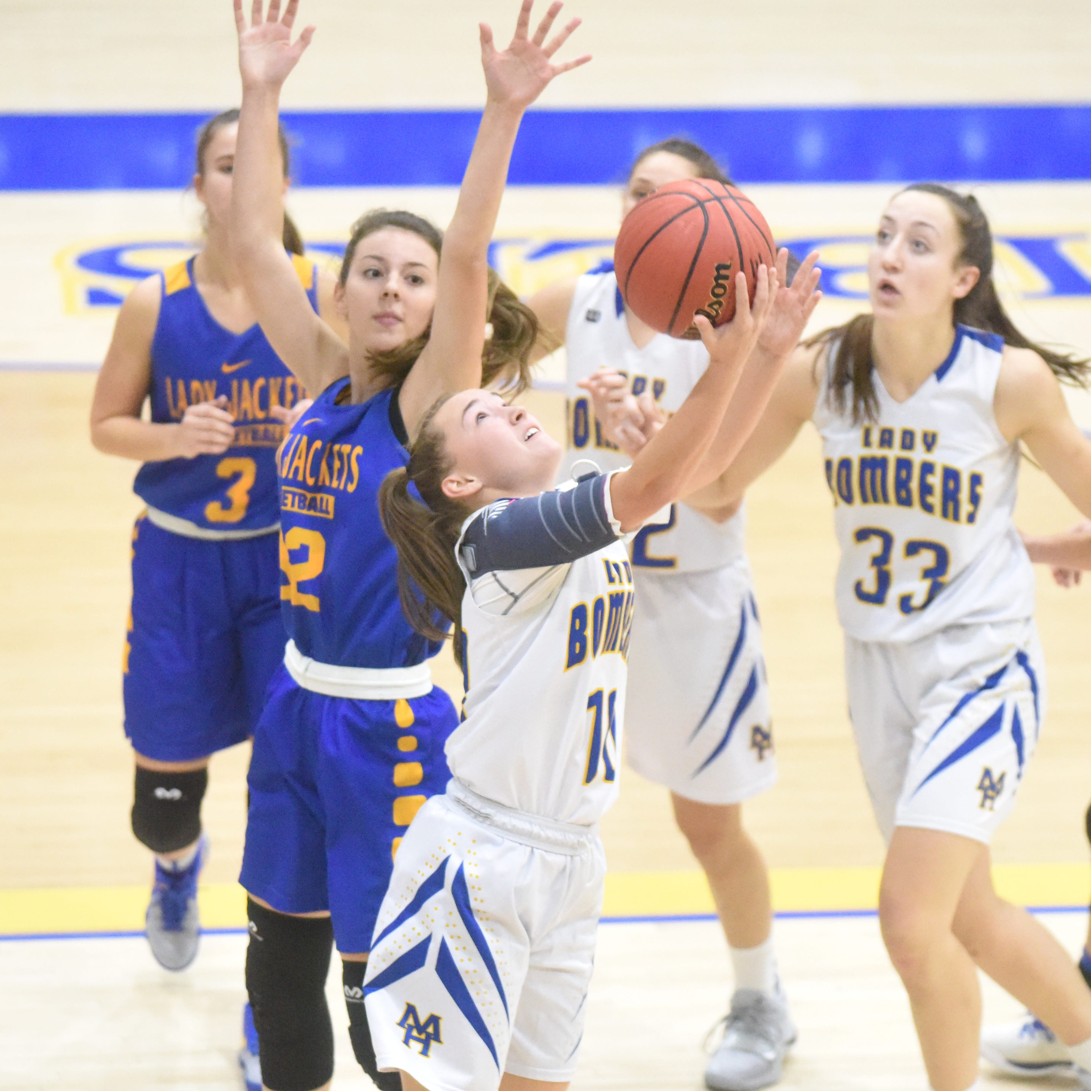 Bombers, Lady Bombers defeat Riverview