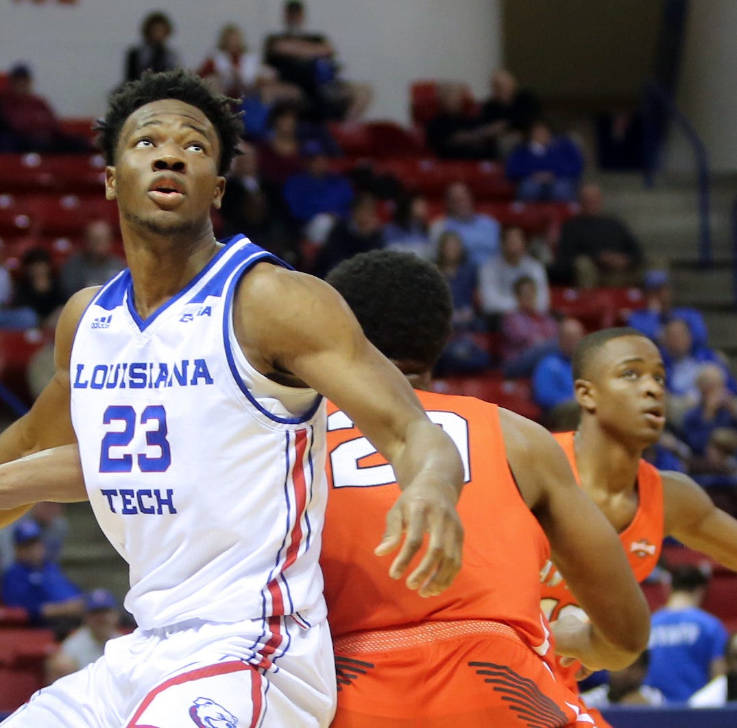 Louisiana Tech's frontcourt dominates in rout of Harding