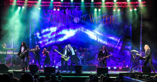"The Wizards of Winter will perform their new holiday stage production, ""Beneath a Northern Star,"" at the Mayo PAC in Morristown on Saturday, November 24.  The ensemble, founded in 2010 by Scott Kelly of Alexandria Township, features musicians who have played with Trans-Siberian Orchestra, Blue Oyster Cult, and other acts."