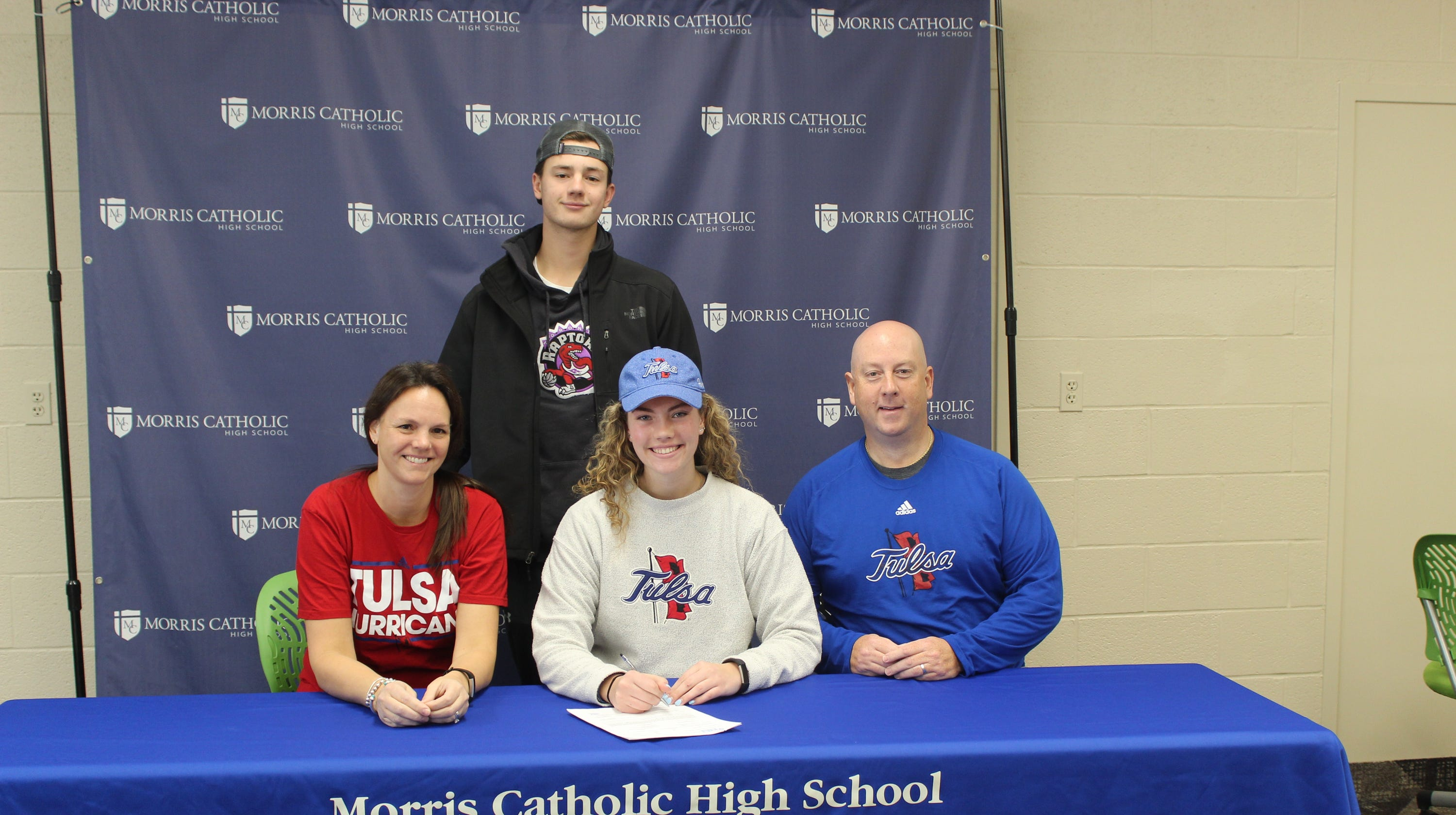national letter of intent signing day signing day morris county athletes sign national letters 23751 | 77ac029d 4311 49a7 a8c1 9c8025a32814 Emma Duerr