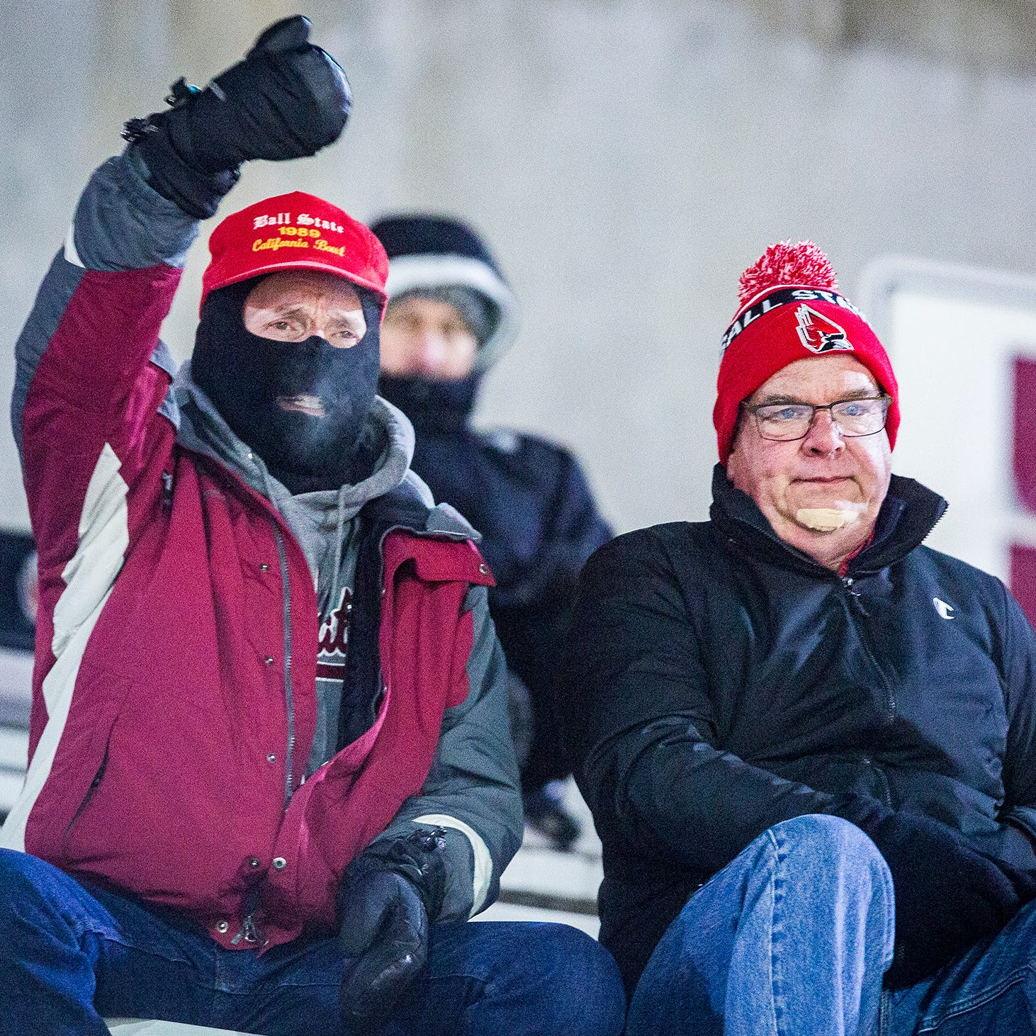 Inside the pride and passion of Ball State football fans during a challenging season