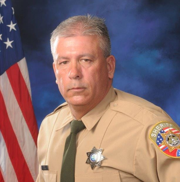 Rutherford deputy fired for multiple violations, sheriff says