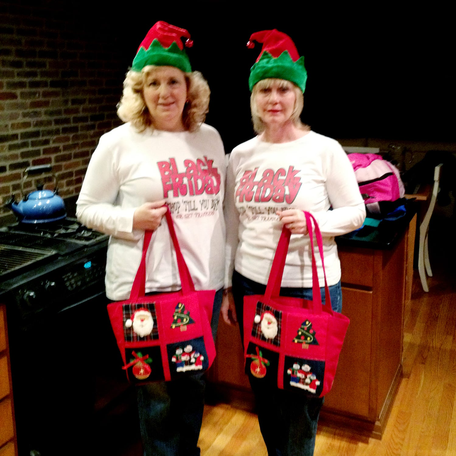 From Singapore to Nashville: Sisters plan 35th year of Black Friday shopping together