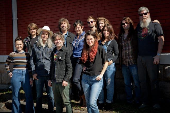 East Nashville musicians covered Bob Dylan to raise money and awareness for SAFPAW, the Southern Alliance For People and Animal Welfare.
