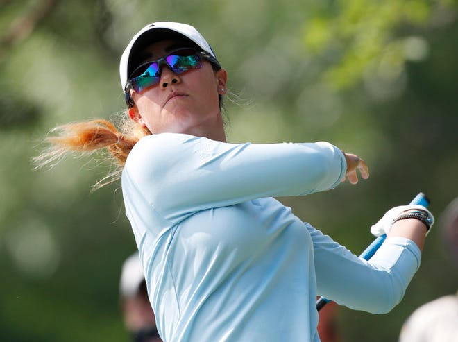 American Danielle Kang has shaken off bouts with anxiety, and the unique personality got her second LPGA Tour win this season.