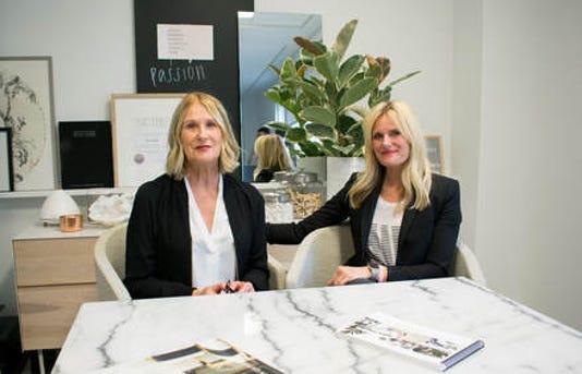 Business Expansion Barbara And Jenn Zella Cid Design Group 1