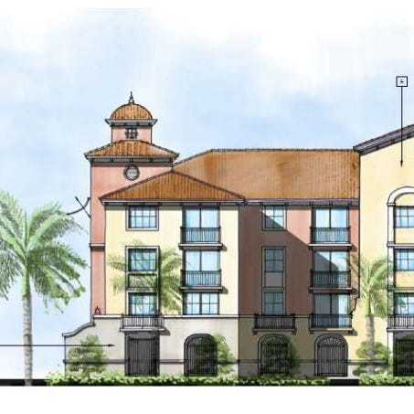 Apartment community near Hertz gets approval in Estero