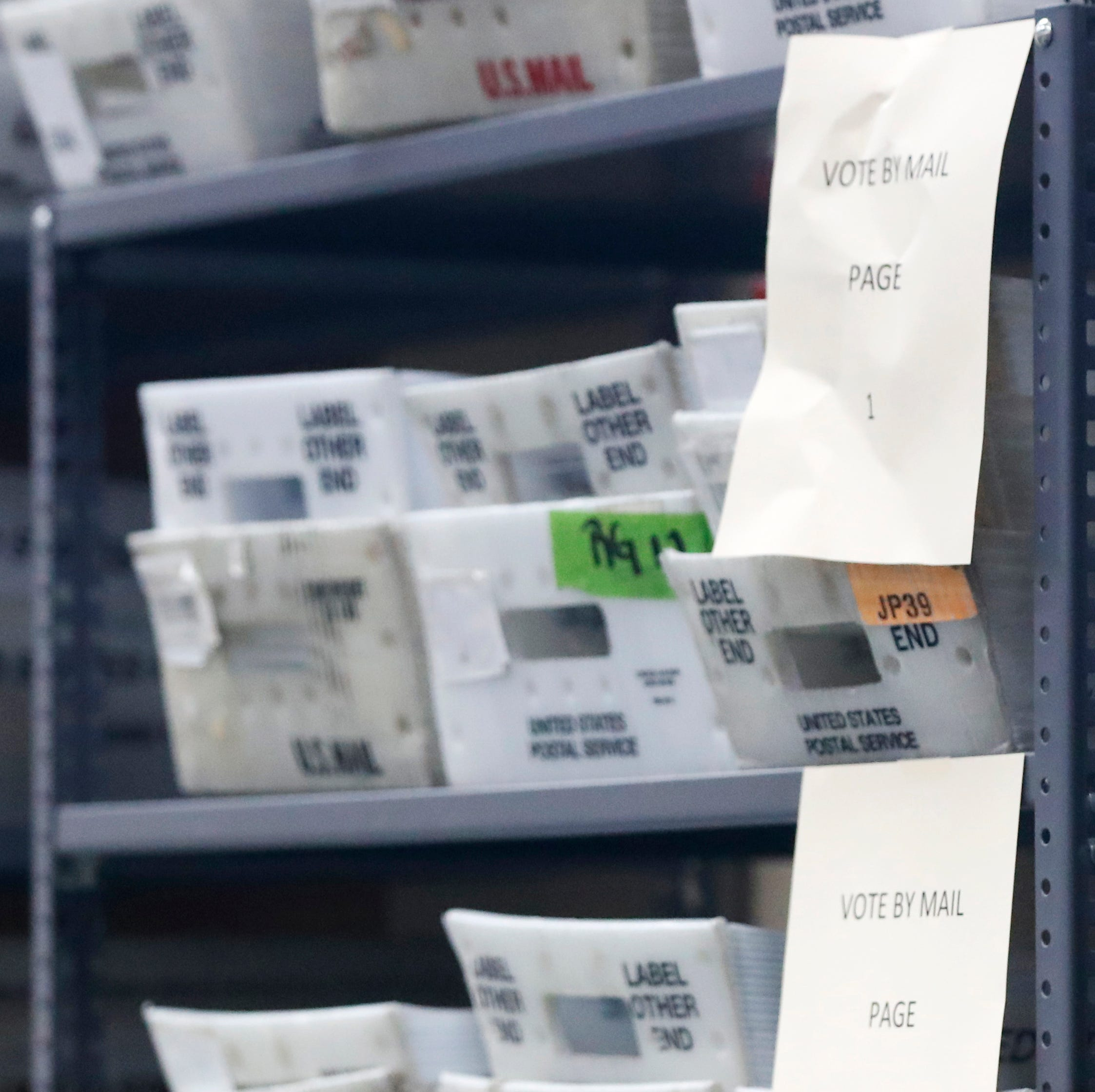Democrats planned to use altered forms to fix mail ballots across Florida after deadline