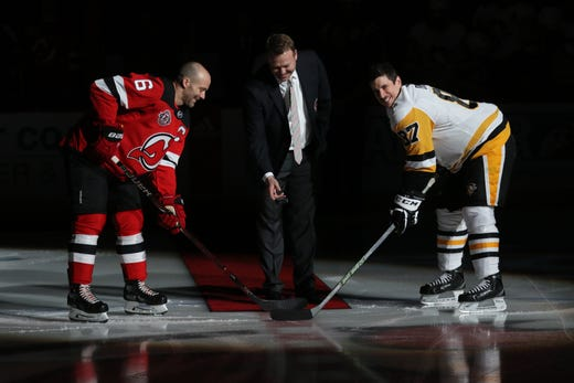 Devils honor Martin Brodeur before getting much-needed win over Penguins 99e4a5718