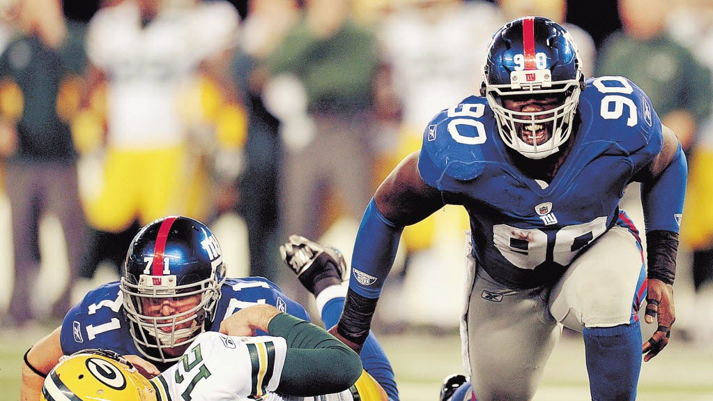 Jason Pierre-Paul on return to MetLife Stadium to face NY Giants: 'I'm coming, man'