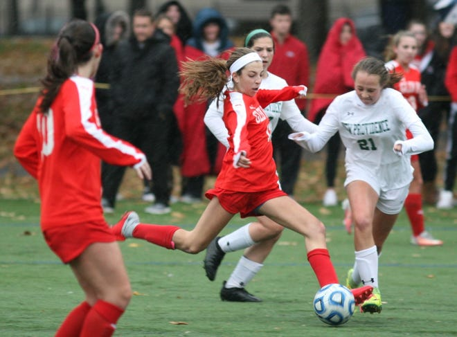 Glen Ridge was set to appear in its sixth Group 1 championship game over the last seven years.