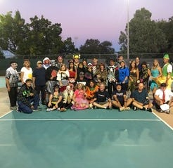 Las Cruces pickleball tournament raises funds to combat veteran suicide