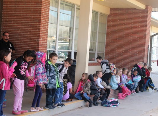Heights Elementary Early Release
