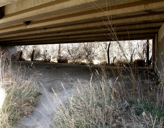 The Animas River trails system ends at the Browning Parkway bridge, but city officials plan to extend a trail under the bridge to the east side of the city.