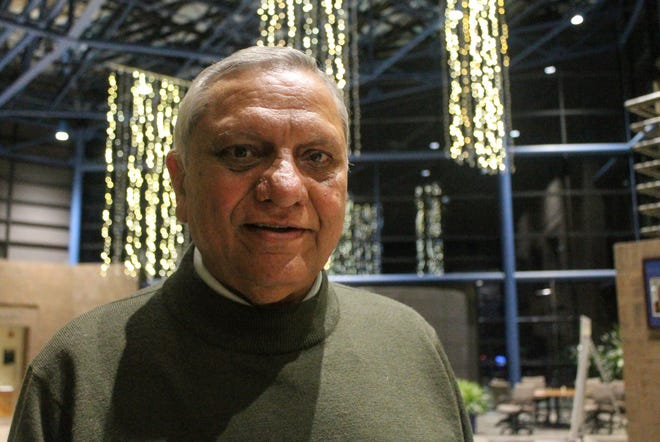 Ramesh Verma was appointed Nov. 13 to the Novi City Council.