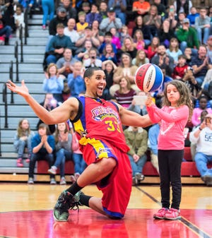 The Harlem Wizards will put on a family friendly show on Nov. 27 at Northville High School.