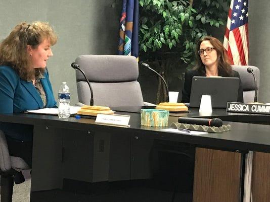 FRM 1 school board vote