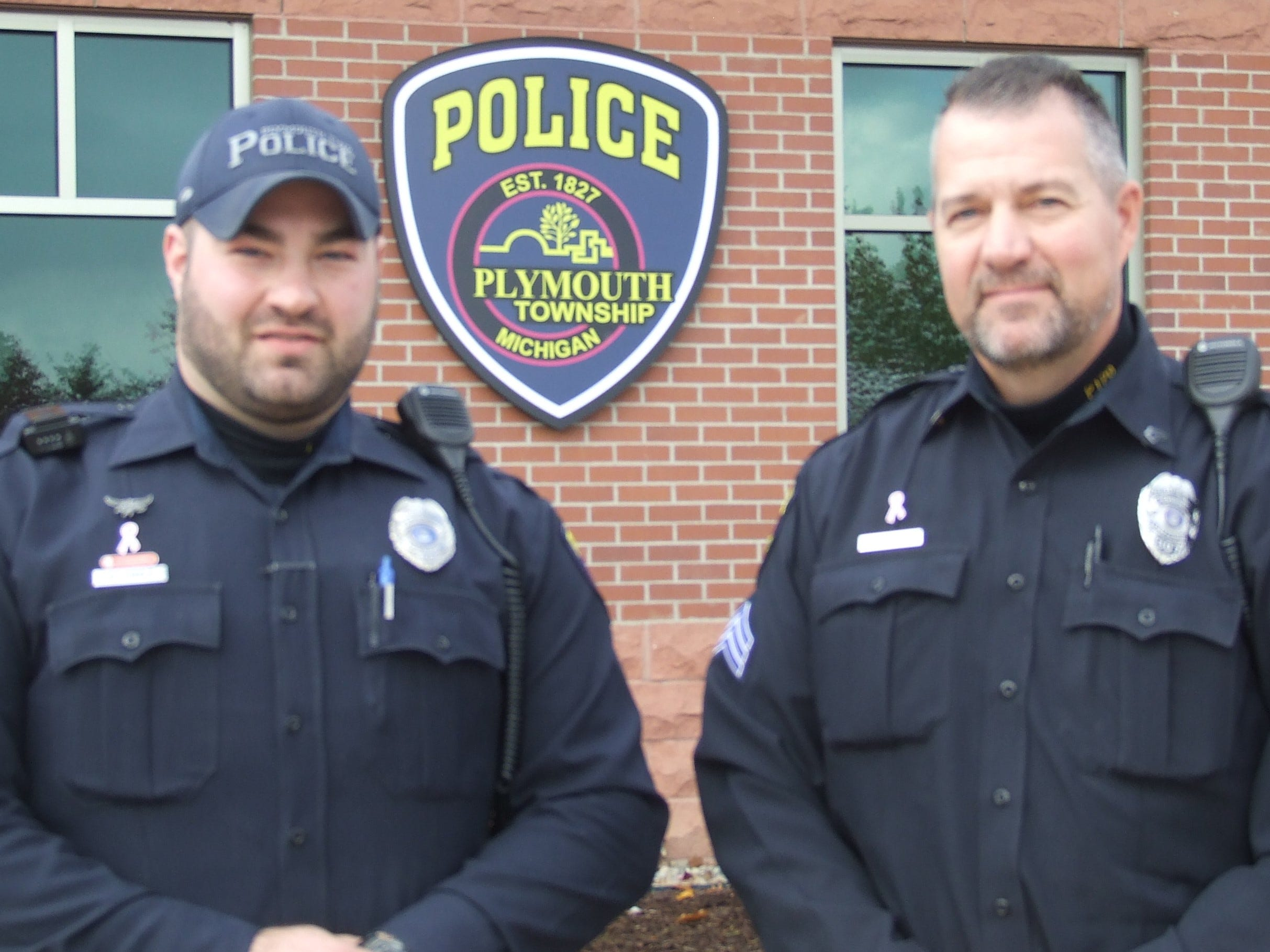 Plymouth Twp. police adopt bearded look in fundraiser to battle cancer