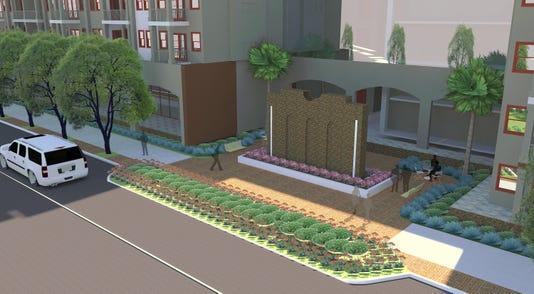 200 West Garden Concept 2