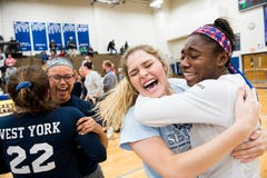 Highlights: West York volleyball battles into state title game