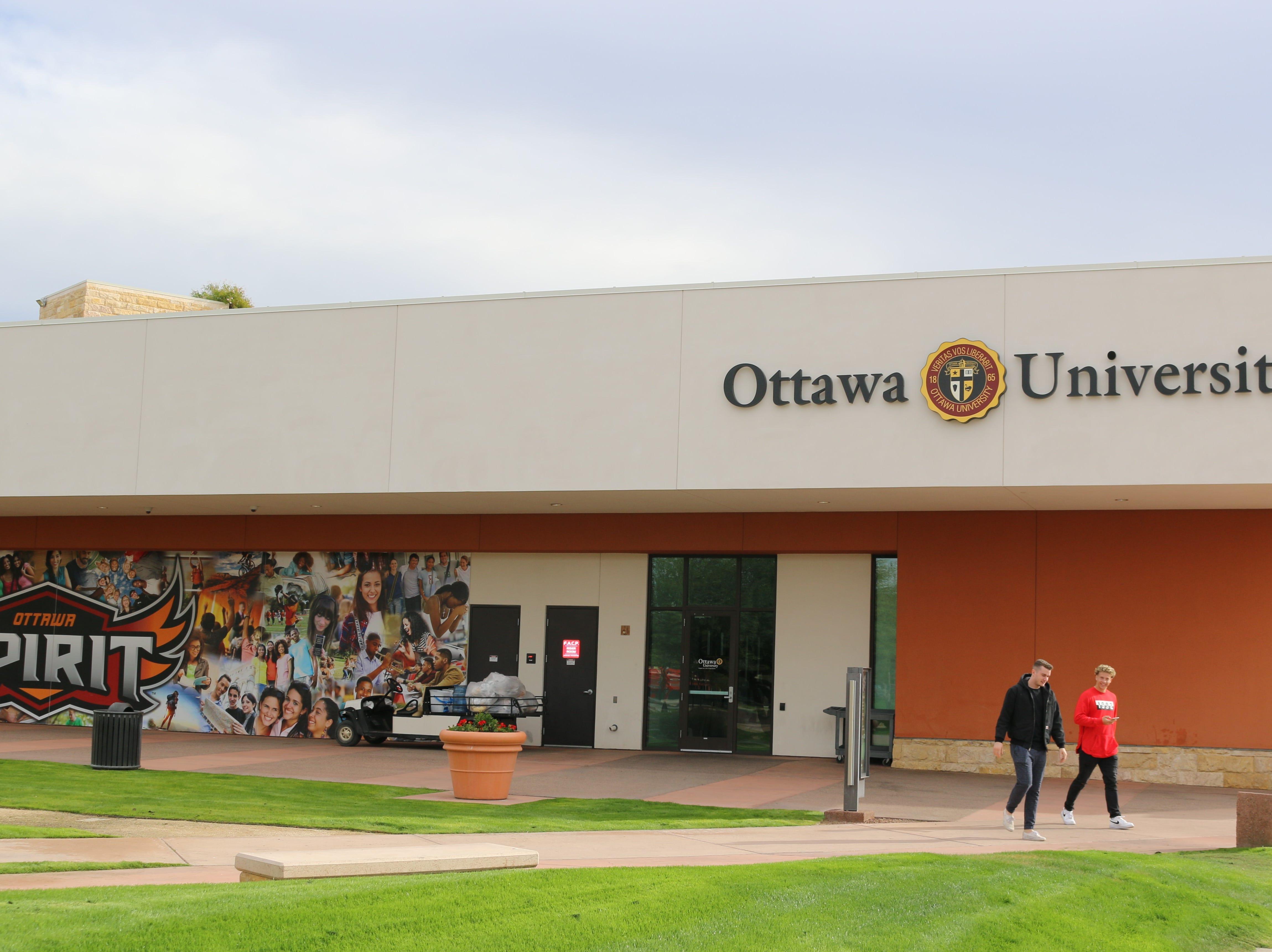 Ottawa University campus in Surprise.