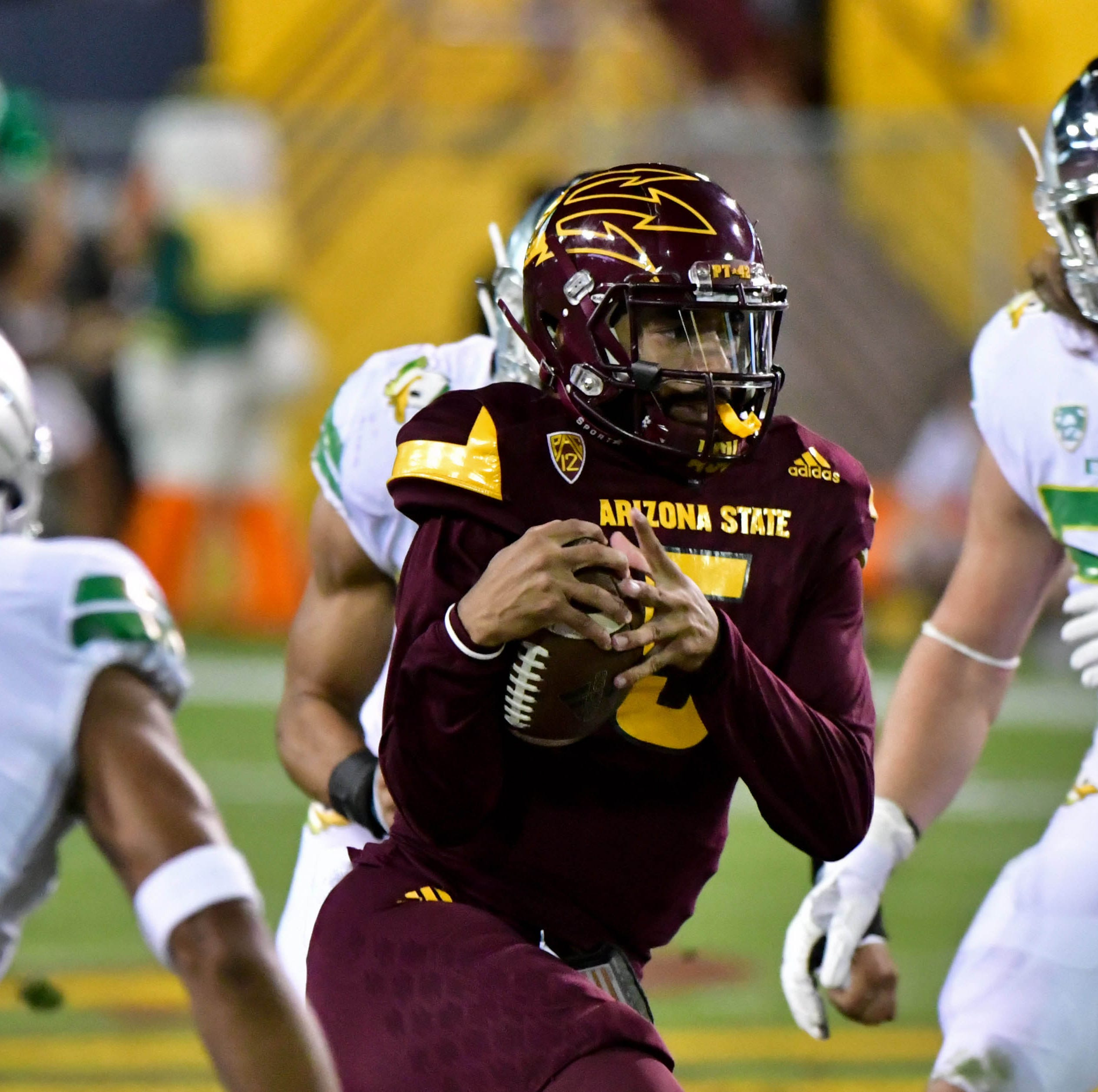 ASU vs. Oregon picks, predictions: Who wins Week 12 Pac-12 college football game?